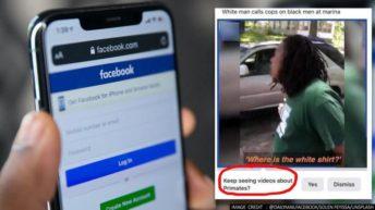 facebook labels black man as primates