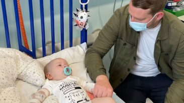 five months baby receives most expensive gene therapy