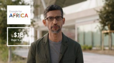 google to invest $1B in sub-saharan africa