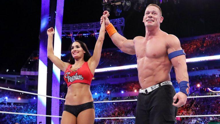 John Cena And Nikki Bella Call Off Wedding.John Cena Rekindles Love With Ex Nikki Bella After Wedding