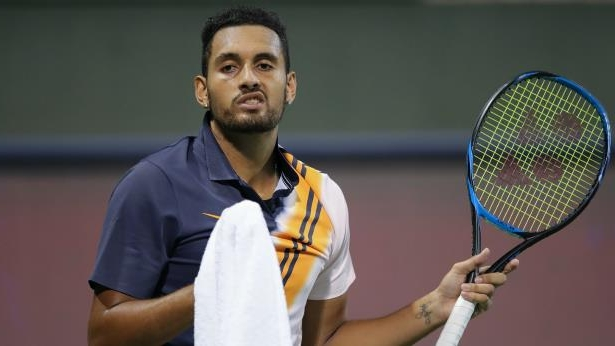 ATP staff couldn't find Nick Kyrgios for media duties after Shanghai exit