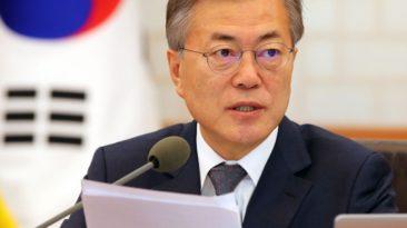 South Korean President, Moon Jae In to Ban Dog Meat