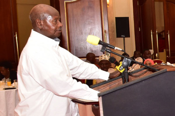 Museveni appoints Son-in-Law as Presidential Advisor for Unique Projects