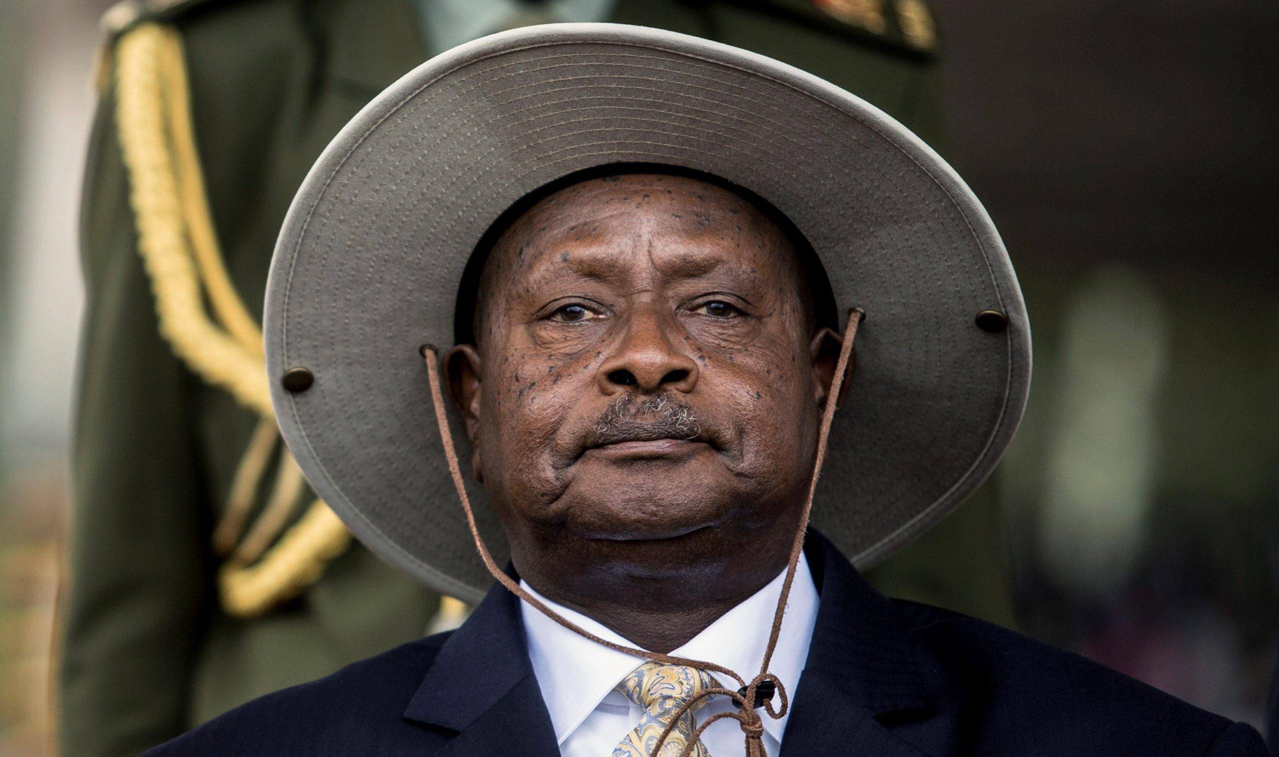 Museveni wants Ugandans to Pray COVID-19 away