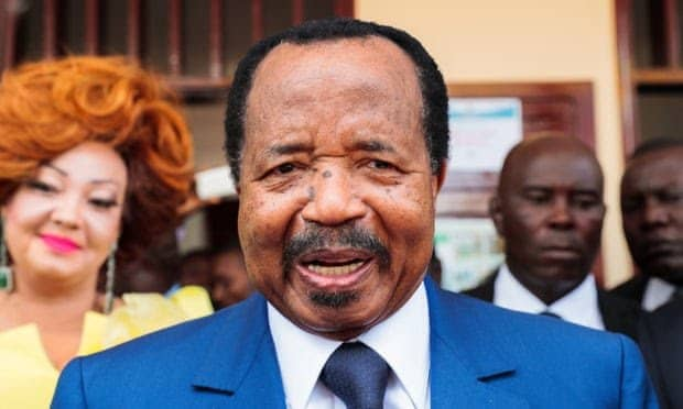 Cameroon's President Biya sworn into office for seventh mandate