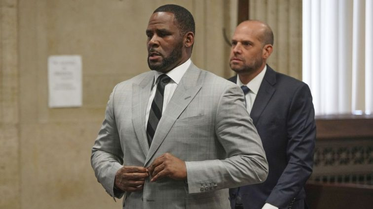 R. Kelly looking at 10 years Imprisonment for Sex Trafficking, Others...