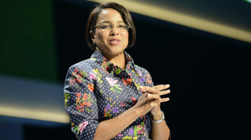 Rosalind Brewer becomes first female CEO of a Fortune 500