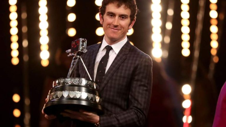 Tour de France champion Geraint Thomas wins BBC award