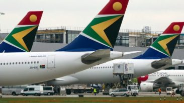 south african airways resume operations