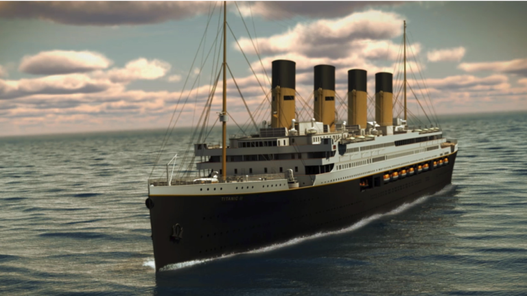 New Titanic will reportedly sail from Dubai in 2022
