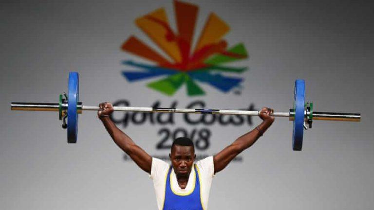 ugandan weightlifter found in japan