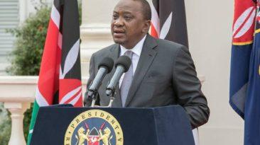Kenyatta calls for investment in Agriculture
