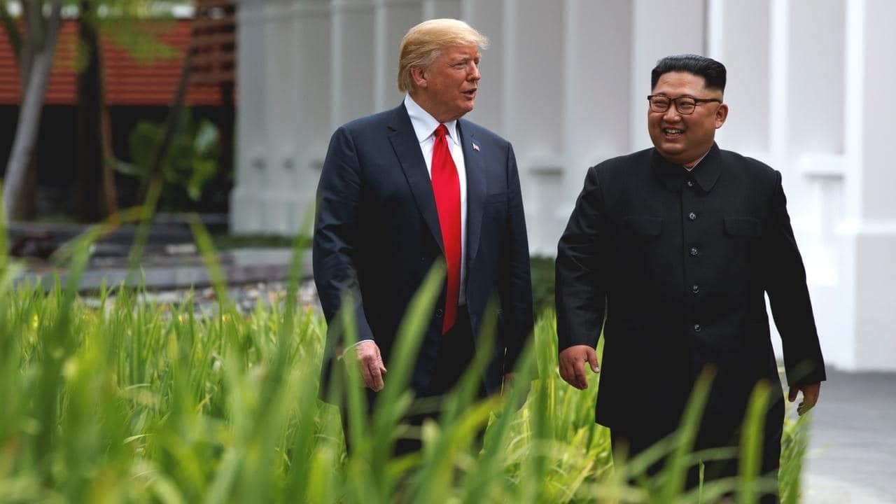 Kim, Pompeo agree to second US-North Korea Summit