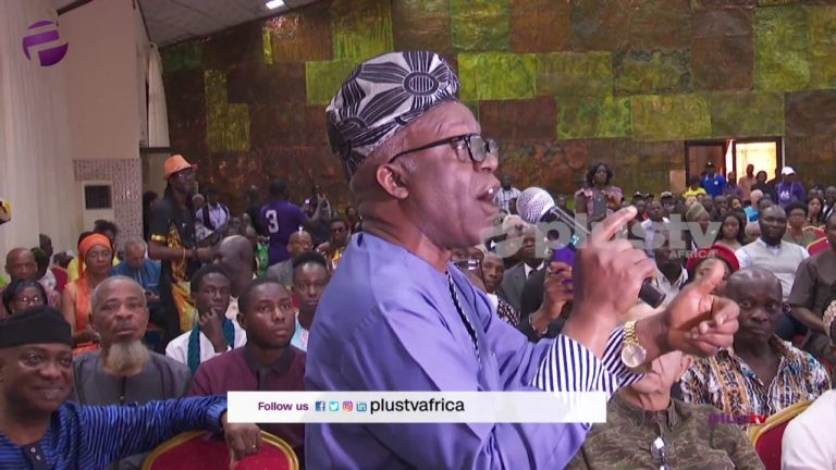SAN Femi Falana advocates that it is Constitutional for President Buhari to be Impeached