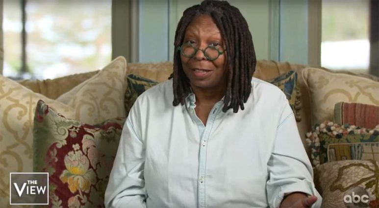 Dating Younger is Tiring - Whoopi Goldberg