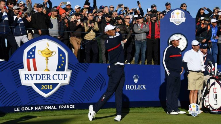 Ryder Cup 2018: First pairings for Friday matches announced